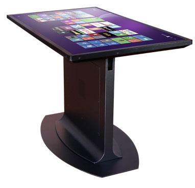 Multitouch Table and Touch Wall Support