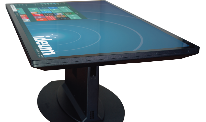 The Ideum Duet Multitouch Table