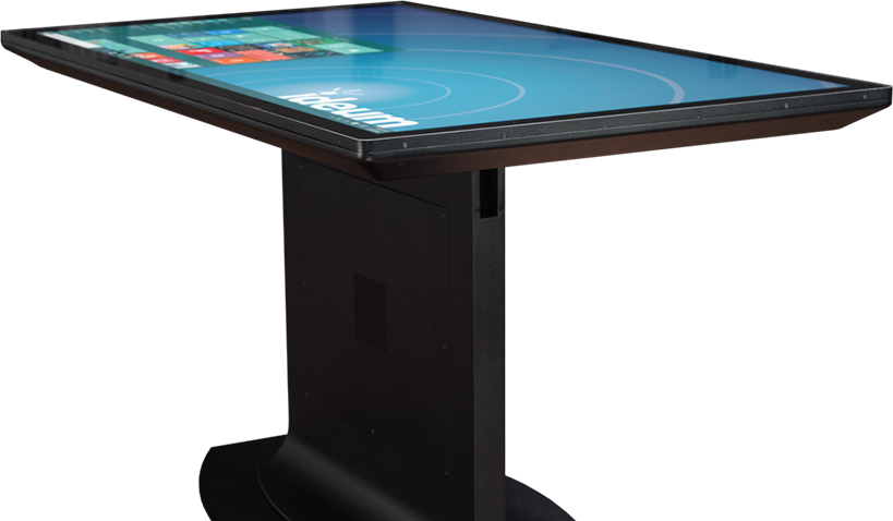The Ideum Platform Multitouch Table
