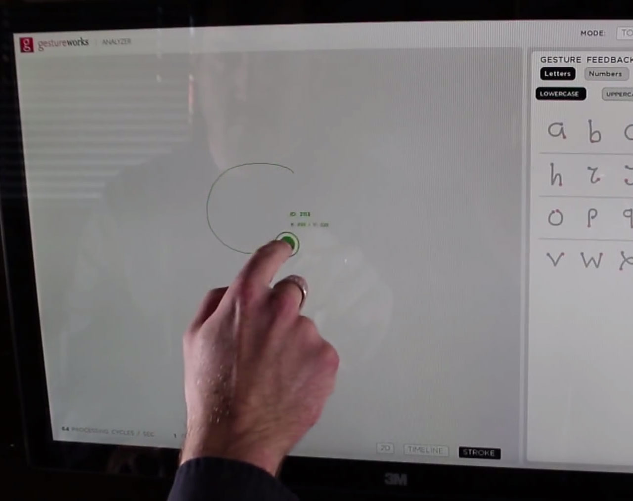 Image for the post: 'Gestureworks Core Multitouch & HCI Framework – Available February 13th (video)'