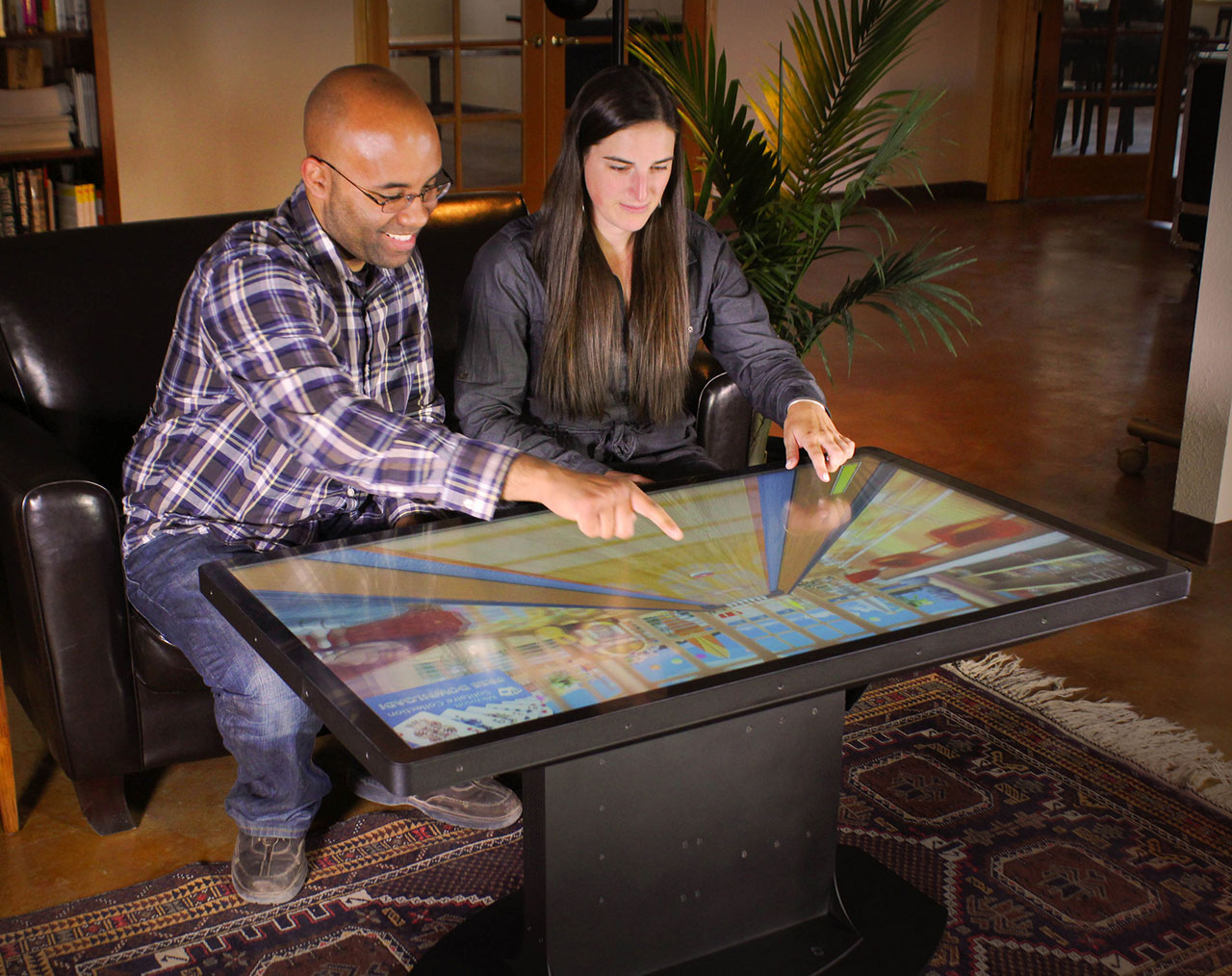 Ideum Multitouch Tables Now Available to Rent!