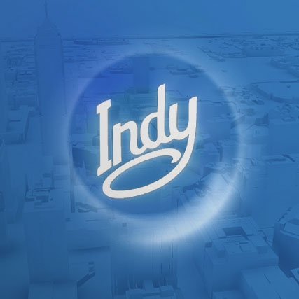 Visit Indy 3D Interactive Exhibit