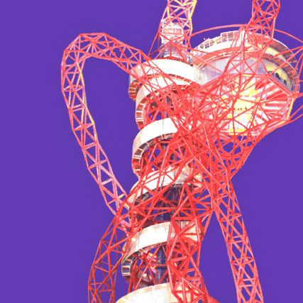 Image for the post: 'ArcelorMittal Orbit Gigapixel Viewers'