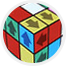 "Company Icon for The Liberty Science Center (""Beyond Rubik's Cube"" Exhibit)"