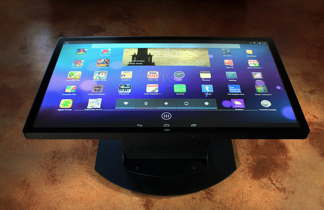 Why Buy an Ideum Multitouch Table or Wall?