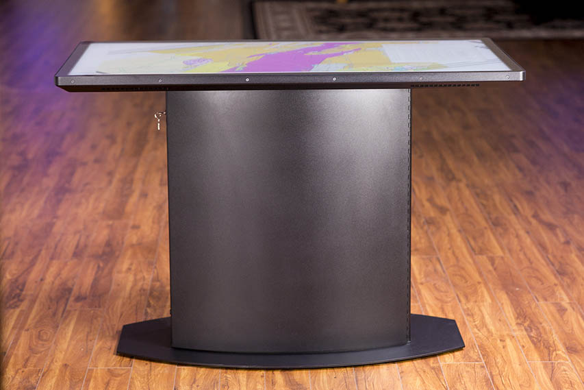 Pro Lab multitouch table by Ideum