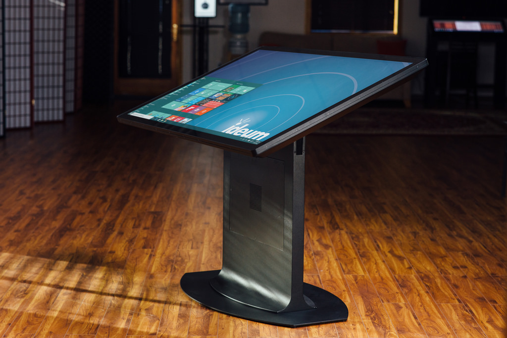 Image for the post: 'New 55 and 65 Inch 3M™ Touch Displays & Multitouch Tables – White Paper'