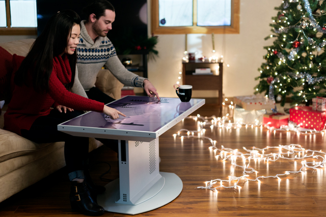 Multitouch Coffee Table Giveaway