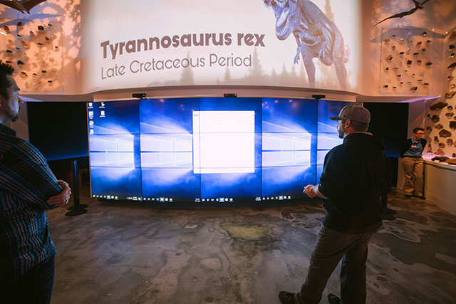 Building an Interactive Video Wall
